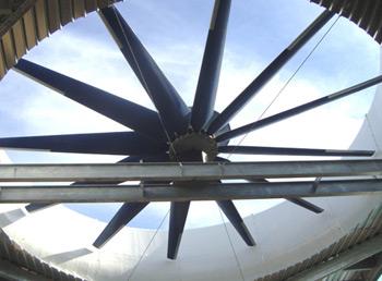 Industrial Condenser Fans