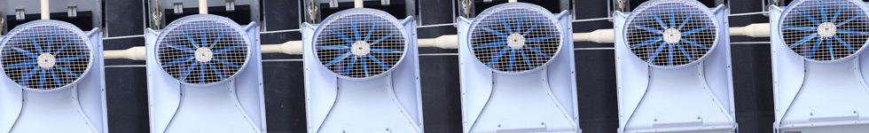 Industrial Evaporator Fans